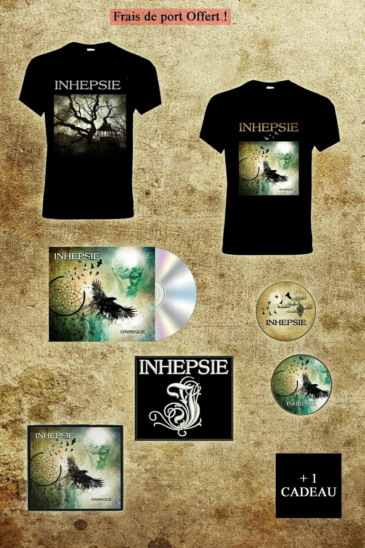 """Pack """"Onirique"""" (Sans Vinyle)"""