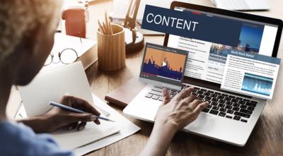 Website Content Writing (Arabic)