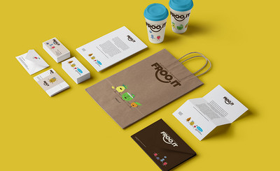 Brand Identity  (Advanced)