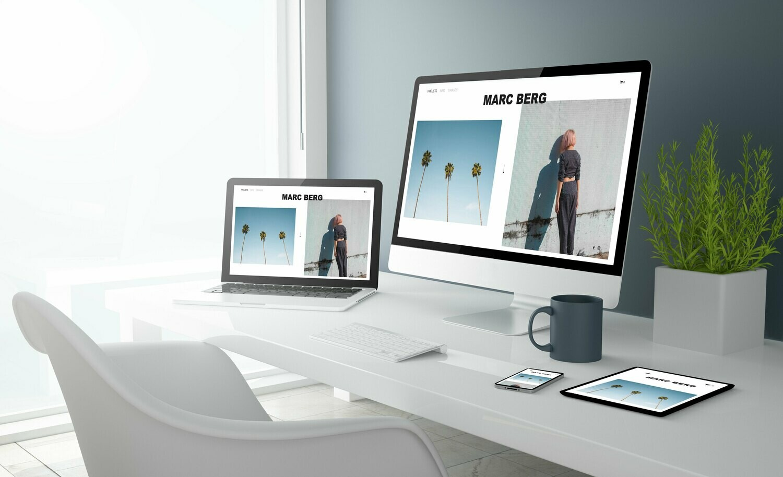 Business Website Creation   SEO Friendly
