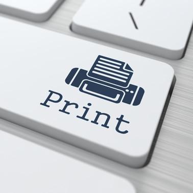 Printing Service (Sticker)