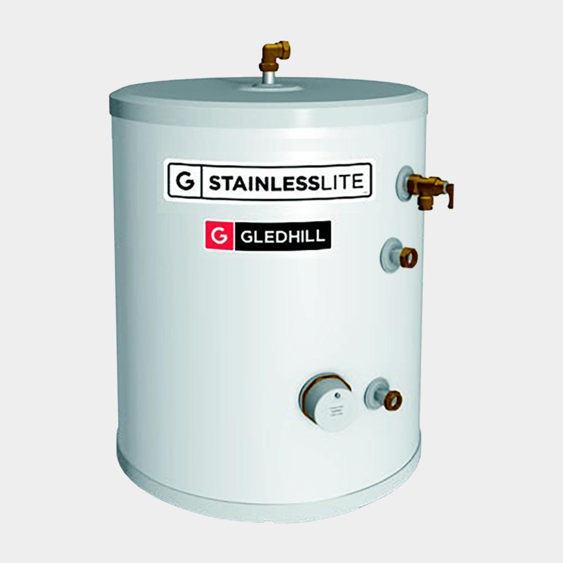 SH002 Gledhill Stainless Lite Immersion Heater