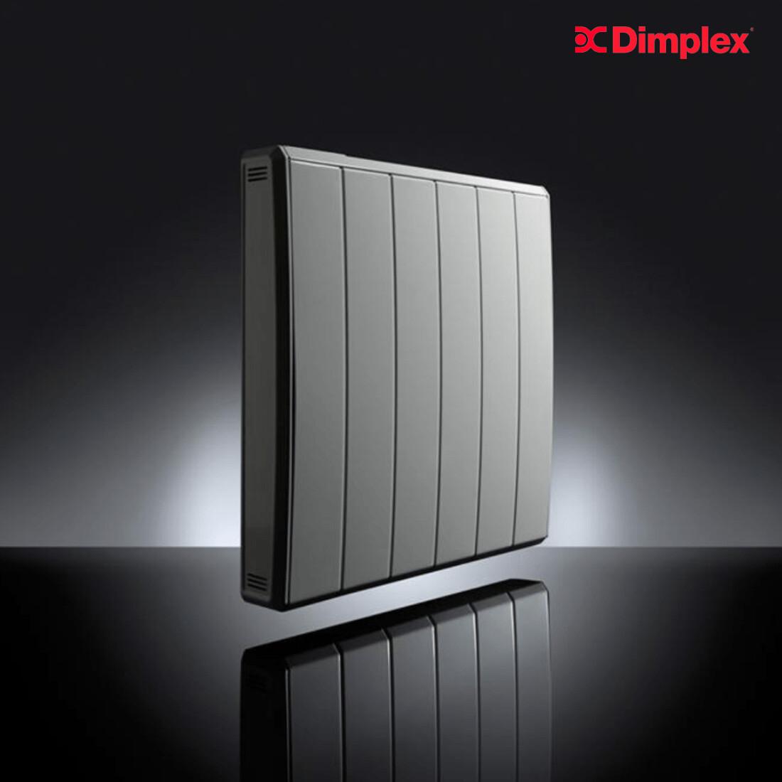 Dimplex 750w Q Rad Electric Radiator White Tradeshop