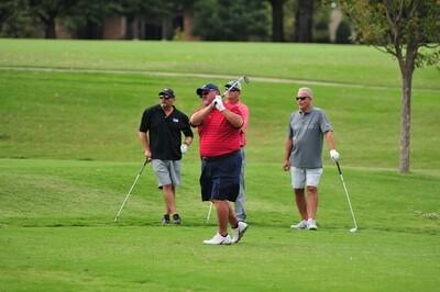 $2600 McBride Foundation Golf Sponsor WITH Golf Games