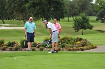 $2500 McBride Foundation Golf Sponsor
