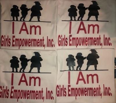 I Am Girls Empowerment, Inc T-shirt