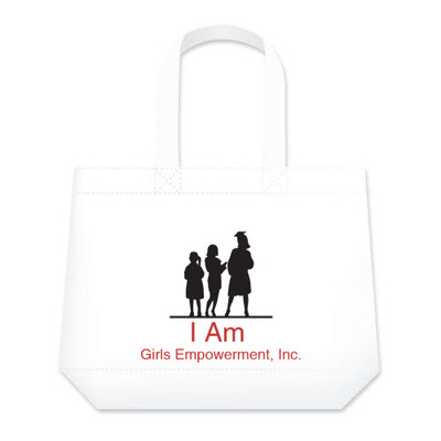 I Am Girls Empowerment, Inc. Tote
