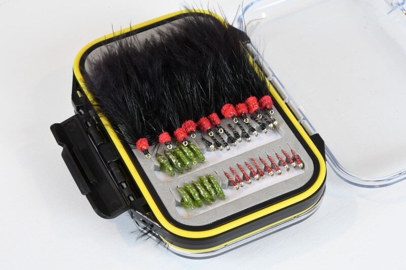 Lake Edition Fly Box (60 Flies) FREE SHIPPING