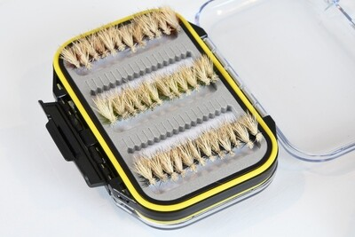 Caddis Edition Fly Box (72 Flies) FREE SHIPPING
