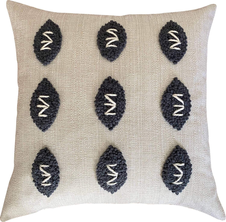 Punch Needle Zulu Pattern 2