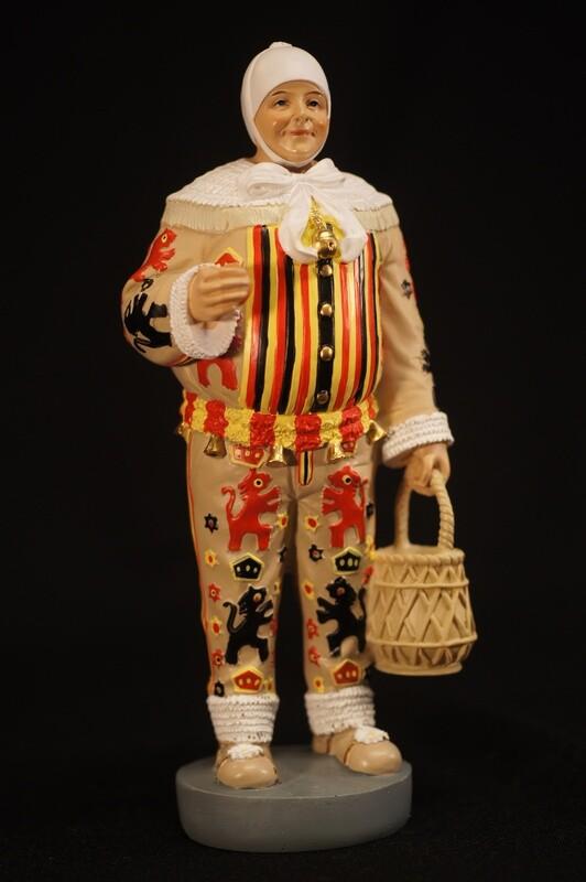 Statuette Folklorique