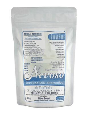 (BULK) YUMTUM Yogurt Drink - SWEET Creamer  -  Resealable Pouch (Makes 50-100 cups) Sugar-free Dairy-free -BOOST IMMUNE SYSTEM- AntiViral Anti-inflammatory Antioxidant - KETO VEGAN - (1) ONE NET CARB