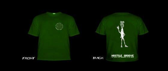 Green Hostile Groove