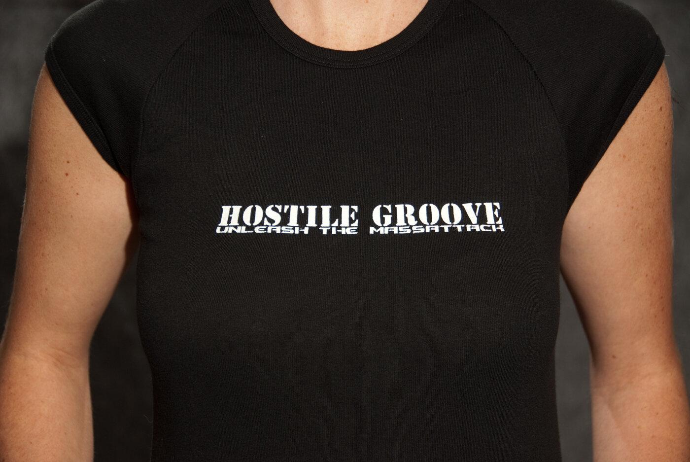 Hostile Groove Girl Shirt