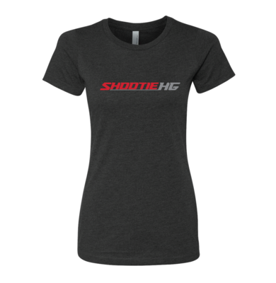 Shootie HG Girl Crew Shirt w/Red Logo