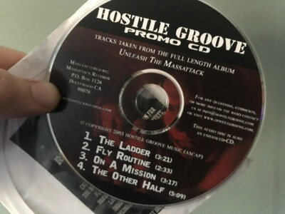 Hostile Groove
