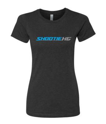 Shootie HG Girl Crew Shirt w/Blue Logo