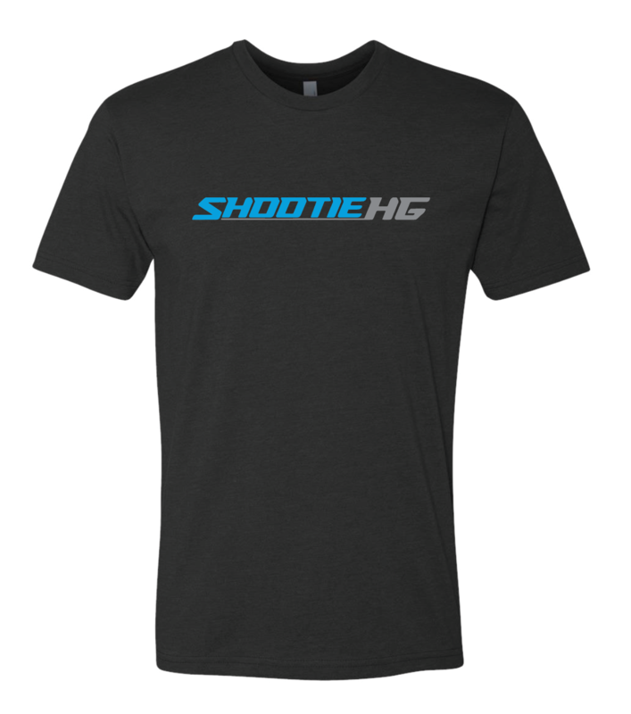 Shootie HG T-Shirt w/Blue Logo