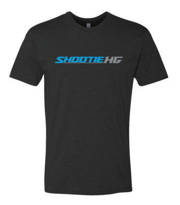 Shootie HG T-Shirt w/Blue Logo