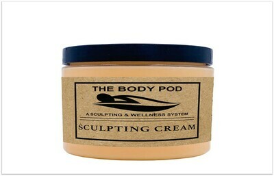 BODY POD SCULPTING & PAIN RELIEF HOT CREAM - Makes A Great Gift!! THIS PRODUCT DOES NOT GET MAILED OUT. YOU PURCHASE INSIDE OF YOUR FACILITY!