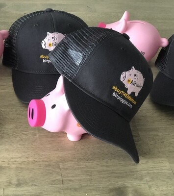 BitPiggy Hat