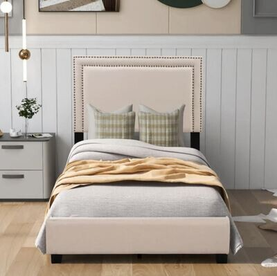 Ida Twin Panel Bed