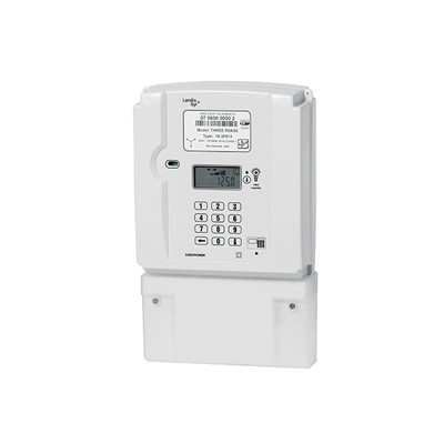 3 Phase Integrated Meter Prepaid Meter