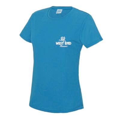 West End Ladies Fit Performance T-Shirt