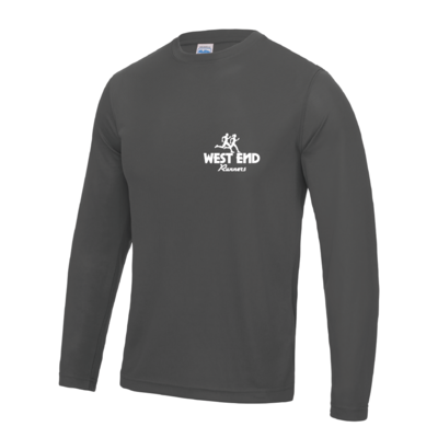 West End Long Sleeve Performance T-Shirt