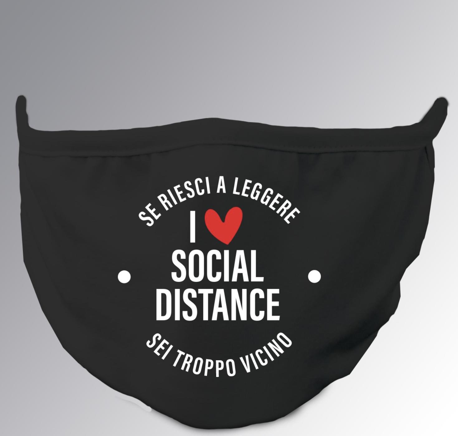 I Love Social Distancing