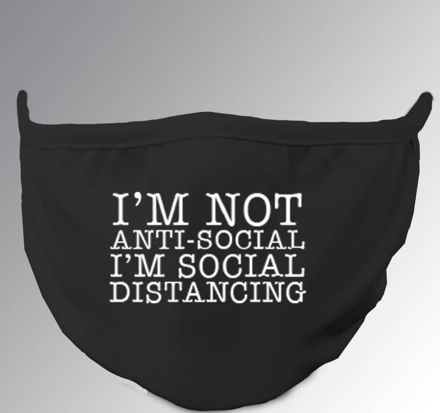 I'm Not Anti - Social