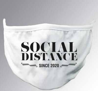 Social Distance Since 2020