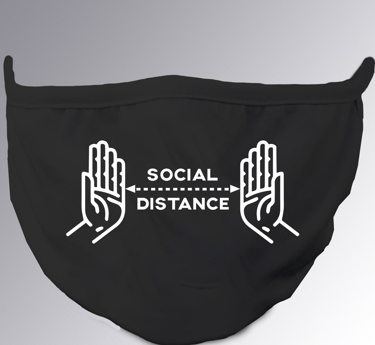 Social Distance_Black