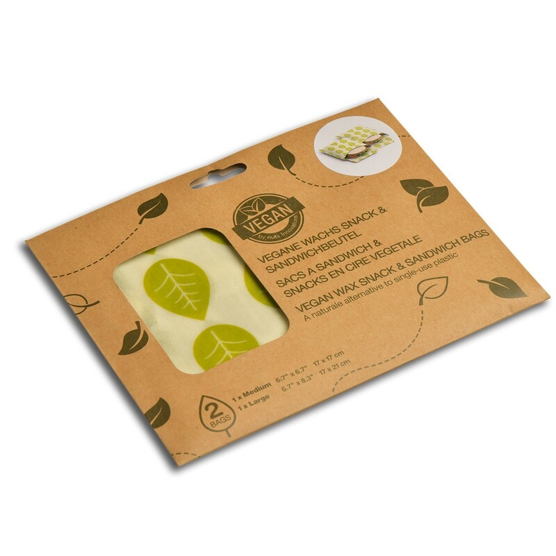 Vegan Sandwich & Snack Bag 2 pcs