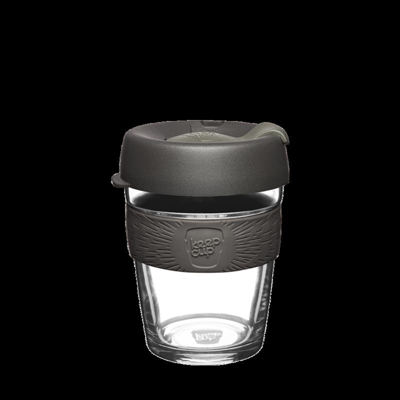 Keepcup Brew Reusable Glass 350ml Nitro