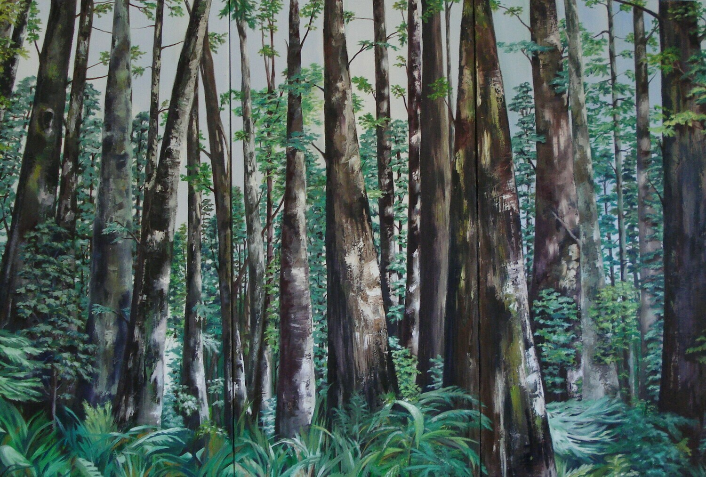 Californian Redwoods.