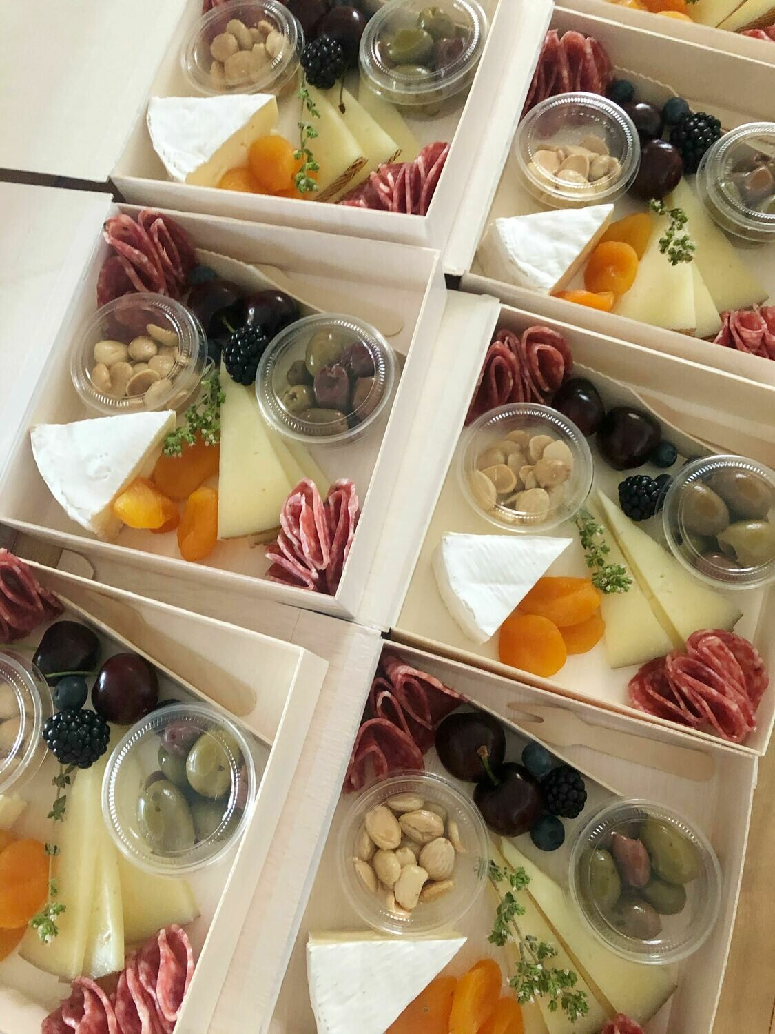 Personal Snack Boxes (MINIMUM ORDER OF 4 BOXES)