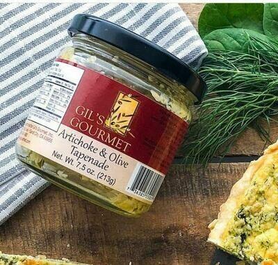 Gil's Gourmet Artichoke & Olive Tapenade