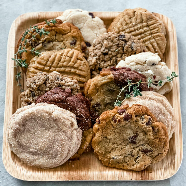 Dozen Cookie Box