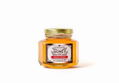 Naturacentric Infused local Raw Honey (3.75 oz)