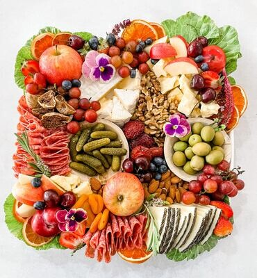"""The """"Get Together"""" Grazing board"""