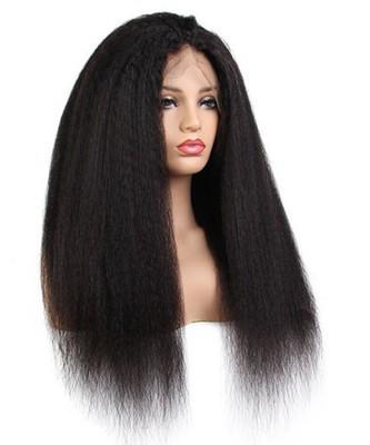 Kinky Straight Lace Wig