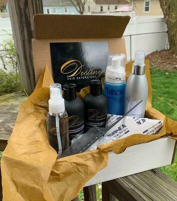 Quarantine Beauty Kit (for Pixies & Short Hair)