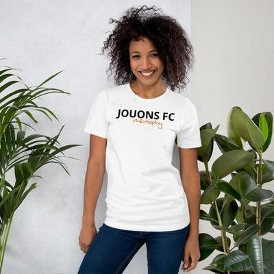 Jouons FC philosophy fan Short-Sleeve Unisex T-Shirt
