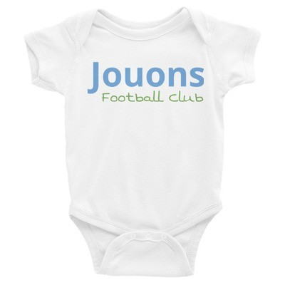Jouons FC fan Infant Bodysuit