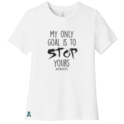 What's Life Without Goals Women's Tee