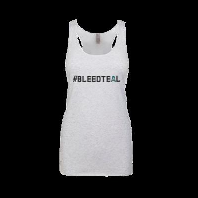 #BleedTeal Tank