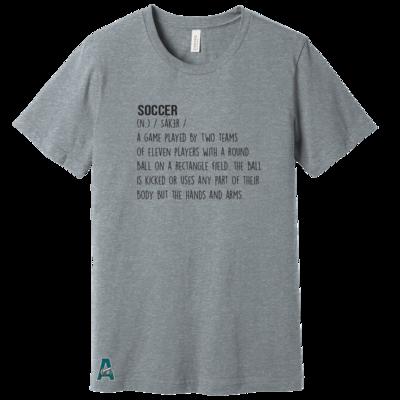 Soccer Definition Shirt