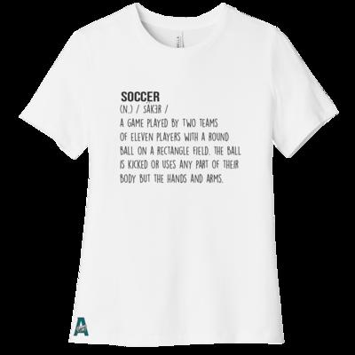 Soccer Women's Tee