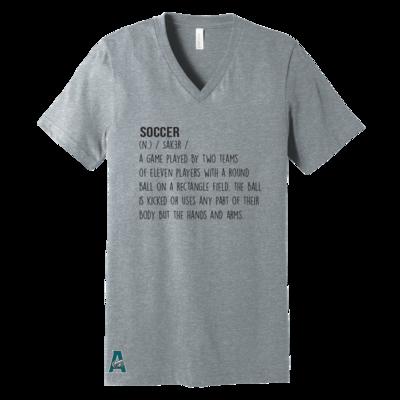 Soccer V-Neck
